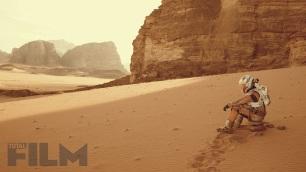 Matt Damon as Mark Watney in 'The Martian