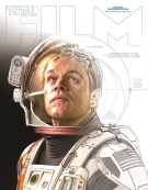 'The Martian' Total Film Cover