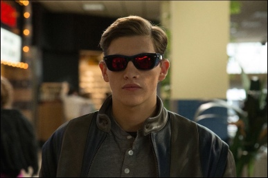 Tye Sheridan as Scott Summers/Cyclops in 'X-Men: Apocalypse'