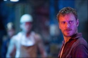 Michael Fassbender as Erik Lensherr/Magneto in 'X-Men: Apocalypse'
