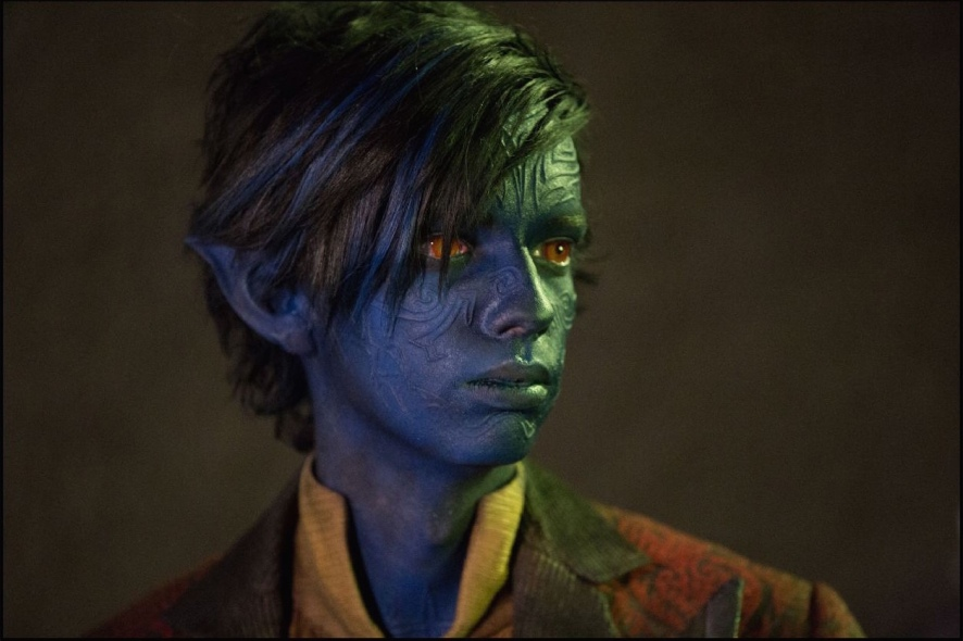 Kodi Smit-McPhee as Nightcrawler in 'X-Men: Apocalypse'