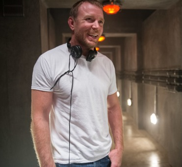 Guy Ritchie on set 'The Man from U.N.C.L.E.'