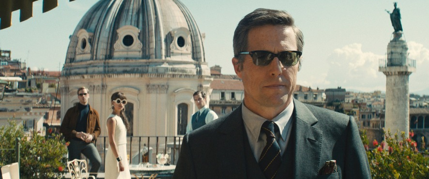Hugh Grant in 'The Man from U.N.C.L.E.'