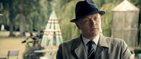Jared Harris in 'The Man from U.N.C.L.E.'