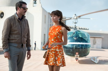 Alicia Vikander in 'The Man from U.N.C.L.E.'