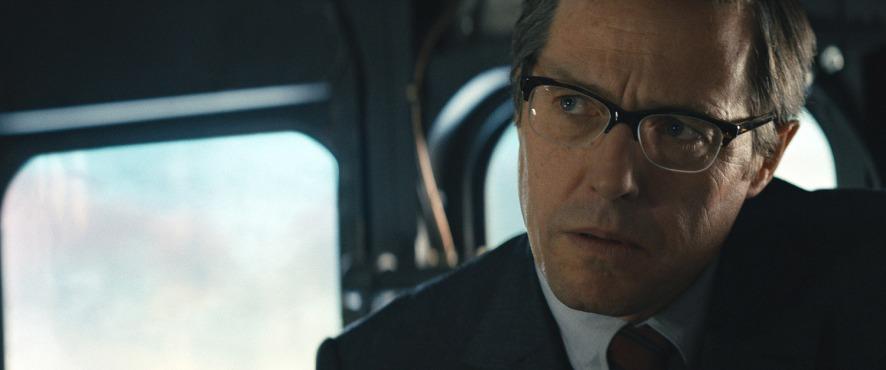 Hugh Grant in 'The Man from U.N.C.L.E.'