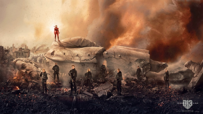 'The Hunger Games: Mockingjay - Part 2' Banner