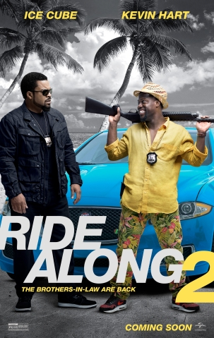 'Ride Along 2' Poster