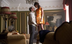 Armie Hammer & Alicia Vikander in 'The Man from U.N.C.L.E.'