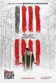 'The Hateful Eight' Character Poster