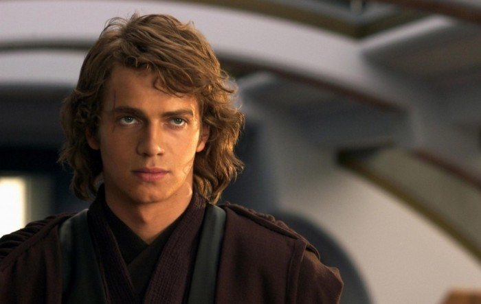 Hayden Christensen in 'Star Wars: Episode III - Revenge of the Sith'