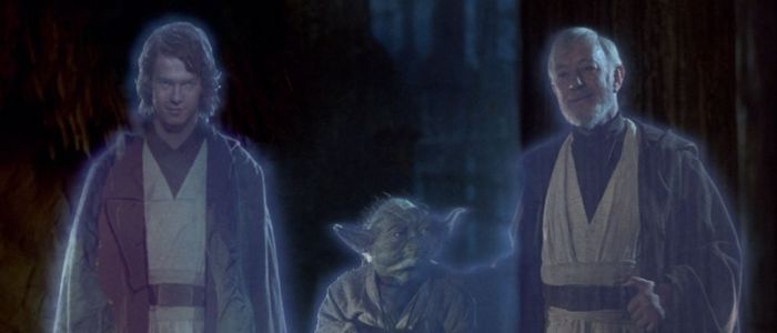 'Star Wars' Force Ghosts