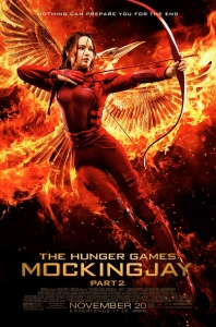 'The Hunger Games: Mockingjay - Part 2' Final Poster