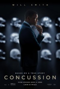 'Concussion' Teaser Poster