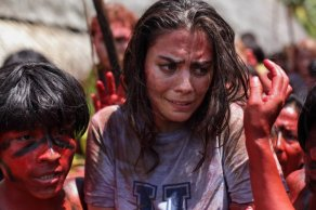Lorenza Izzo in 'The Green Inferno'