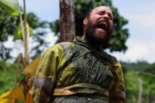 Nicolas Martinez in 'The Green Inferno'