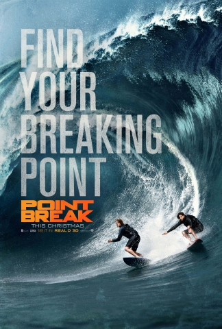 'Point Break' Poster