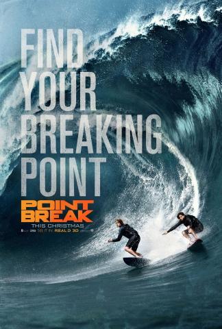 'Point Break' Poster