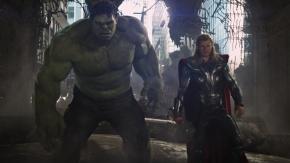 Chris Hemsworth in 'The Avengers'