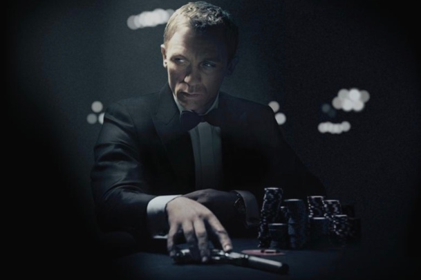 'Casino Royale' Wallpaper
