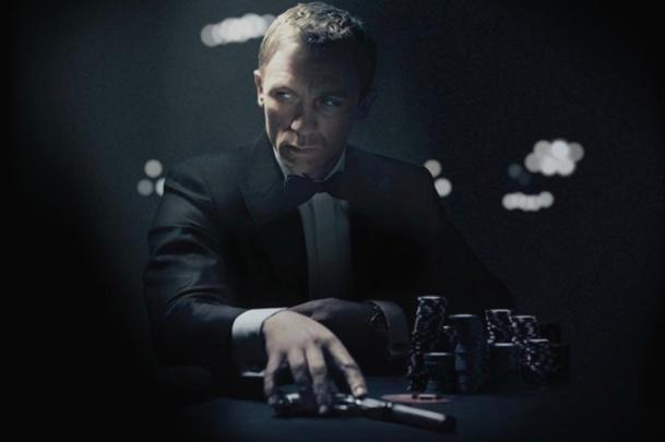 'Casino Royale' Wallpaper