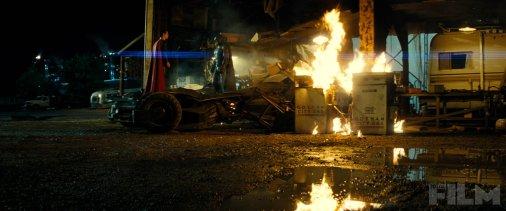 Henry Cavill & Ben Affleck in 'Batman V Superman: Dawn of Justice'