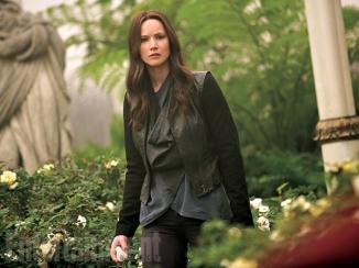 Jennifer Lawrence in 'The Hunger Games: Mockingjay - Part 2'
