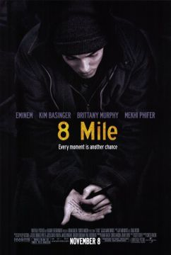 '8 Mile' Poster