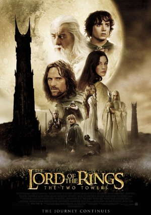 LORD OF THE RINGS: THE TWO TOWERS Poster