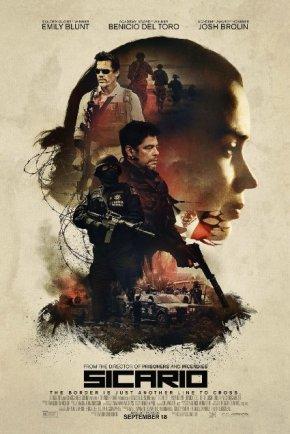 'Sicario' Poster