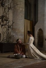 Michael Fassbender & Marion Cotillard in 'Macbeth'