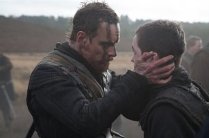 Michael Fassbender in 'Macbeth'
