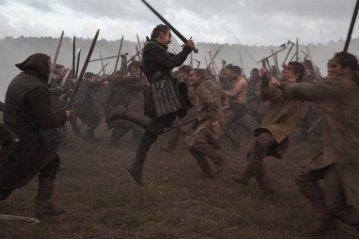 Michael Fassbender in 'Macbeth'