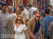 Lea Seydoux & Daniel Craig in 'Spectre'