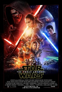 'Star Wars: The Force Awakens' Poster