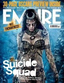 'Suicide Squad' Enchantress Empire Cover