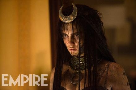 Cara Delevingne as Enchantress in 'Suicide Squad'