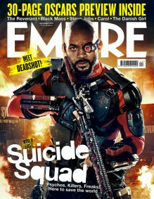 'Suicide Squad' Deadshot Empire Cover
