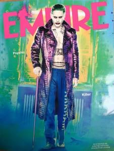 'Suicide Squad' Empire Cover