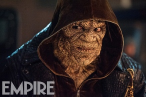 Adewale Akinnuoye-Agbaje as Killer Croc in 'Suicide Squad'