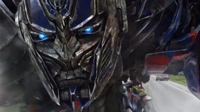 Optimus Prime for 'Transformers: Age of Extinction'