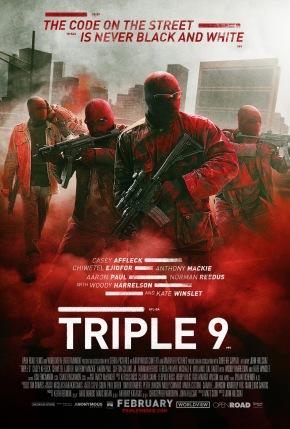 'Triple 9' Poster