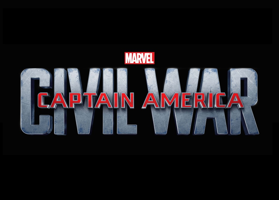 'Captain America: Civil War' Logo