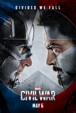 'Captain America: Civil War' Teaser Poster