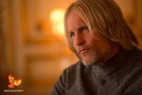 Woody Harrelson in 'The Hunger Games: Mockingjay - Part 2'