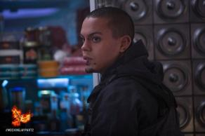 Evan Ross in 'The Hunger Games: Mockingjay - Part 2'