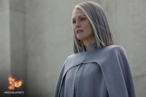 Julianne Moore in 'The Hunger Games: Mockingjay - Part 2'