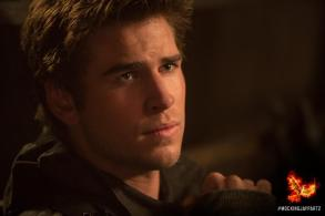 Liam Hemsworth in 'The Hunger Games: Mockingjay - Part 2'