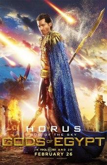 'Gods of Egypt' Character Poster
