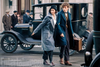 Katherine Waterston in 'Fantastic Beasts and Where to Find Them'